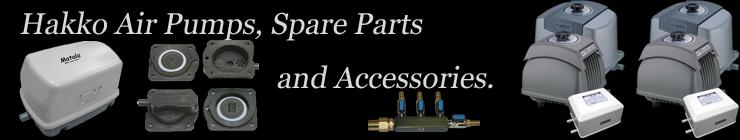 Hakko Air Pumps and Spare Parts