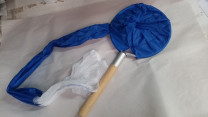 """Koi Pond Solutions 12"""" Water Holding Sock Net TABSNWH12"""