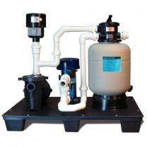 Aquadyne Plug & Play Mounted Filtration Systems PNPAD4000