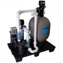 Aquadyne Plug & Play Mounted Filtration Systems PNPAD8000