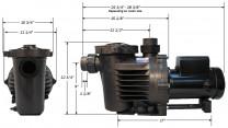 PerformancePro Artesian2 High Flow A2-11/2-HF