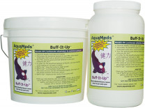Aqua Meds Buff-It-Up available in 4 lbs and 8 lbs