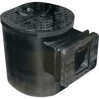 Savio Compact Pond Skimmer with 6 inch Faceplate