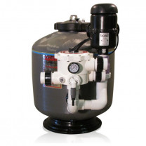AquaBead 9.0 c.u.ft. model is rated for ponds up to 25,000 gal.