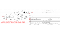 Matala Quartz Sleeve Flat-Ring Packing for 40W / 75W / 150W / 300W