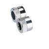 Matala Aluminum Alloy Compression Fitting 2 per set